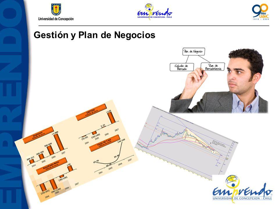 Gestión y Plan de Negocios