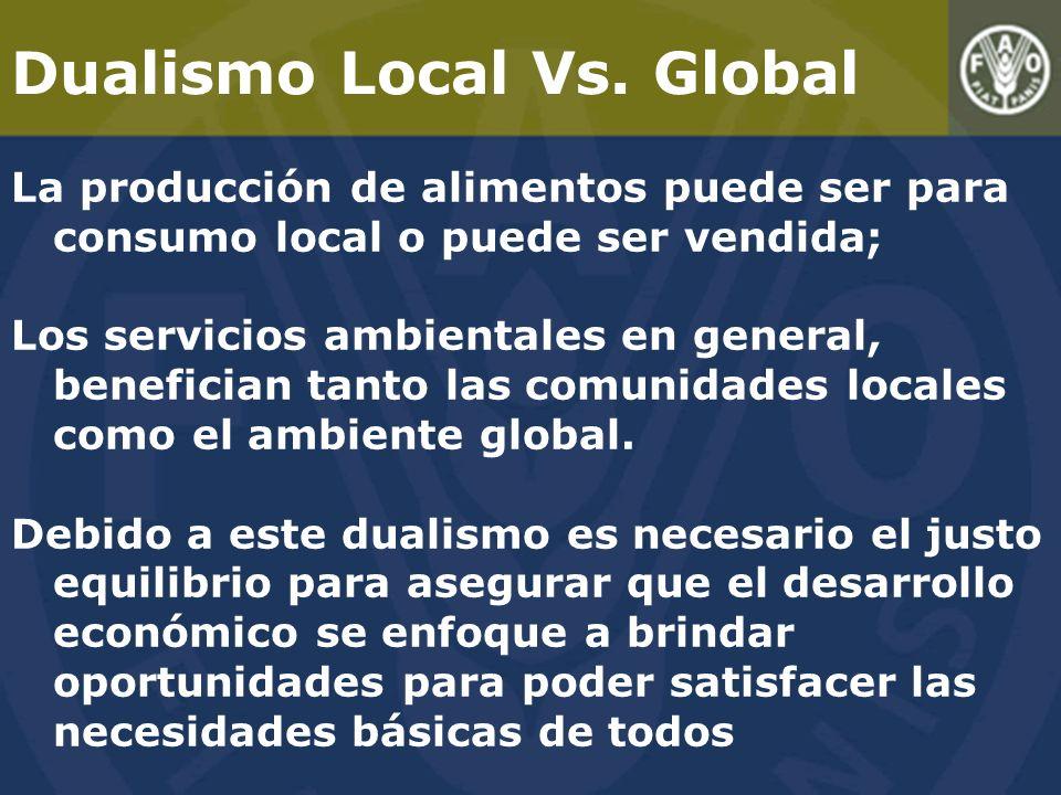 Dualismo Local Vs.