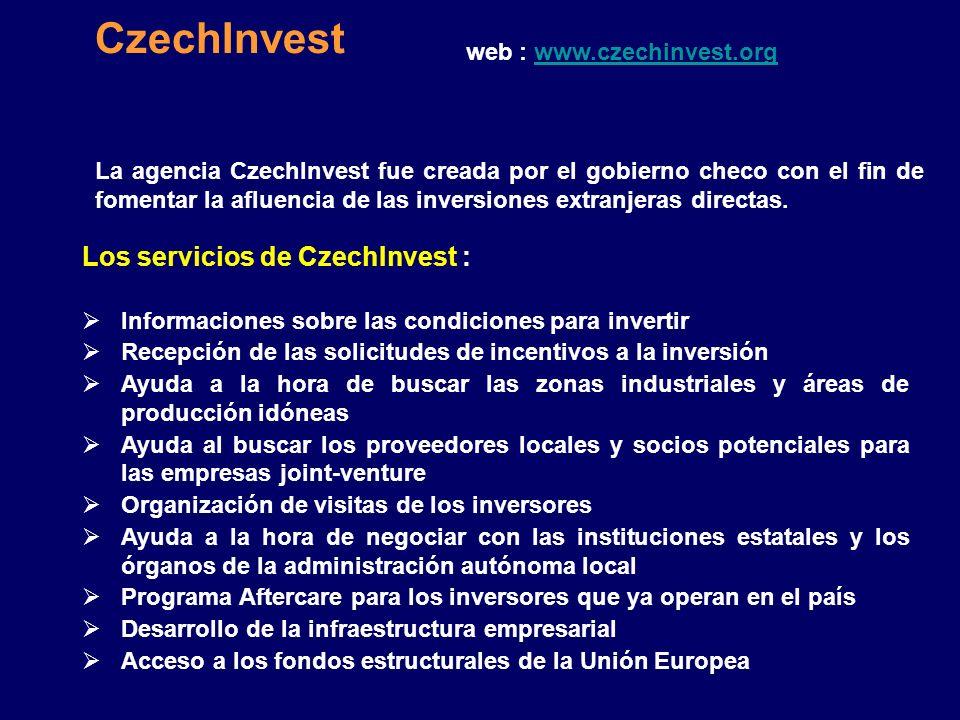 web : www.czechtrade.czwww.czechtrade.cz contacto en Madrid : Petr Pavlík E-mail : madrid@czechtrade.czmadrid@czechtrade.cz Los servicios de CzechTrad