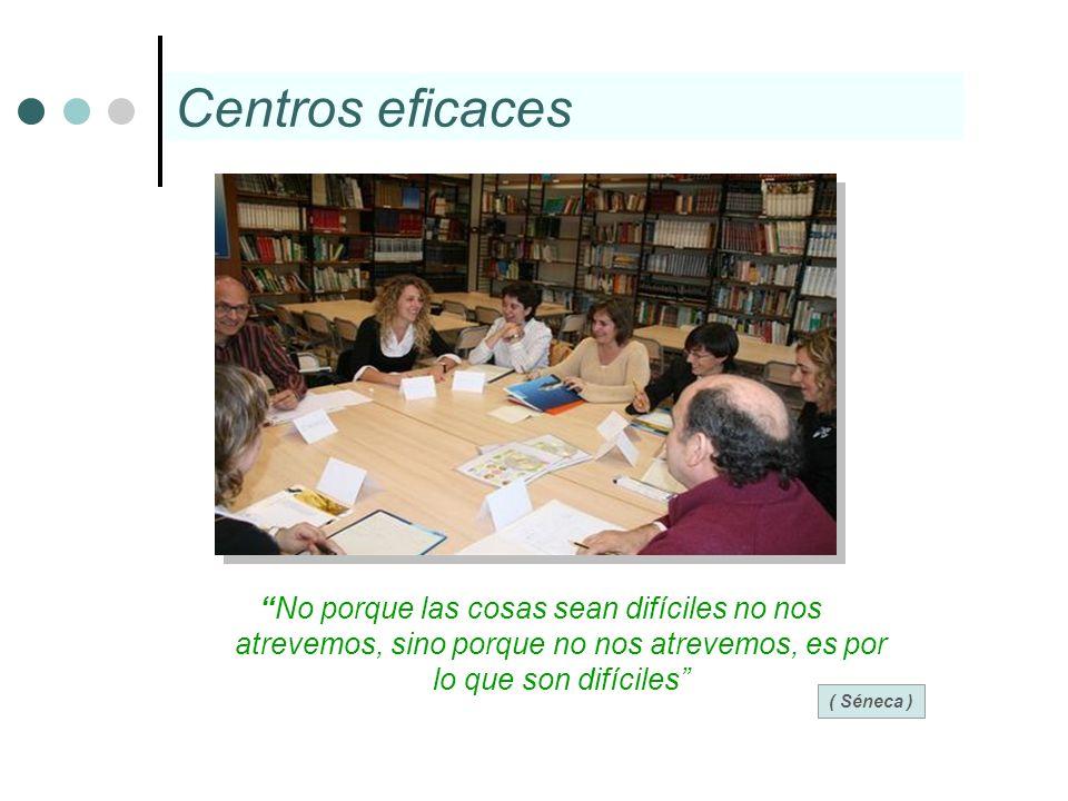 Participación de las Familias en los Centros Educativos Existen canales formales de participación establecidos normativamente.