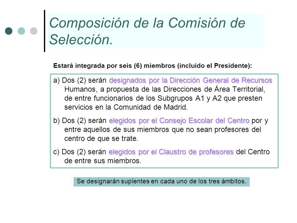 designados por la Dirección General de Recursos a) Dos (2) serán designados por la Dirección General de Recursos Humanos, a propuesta de las Direccion