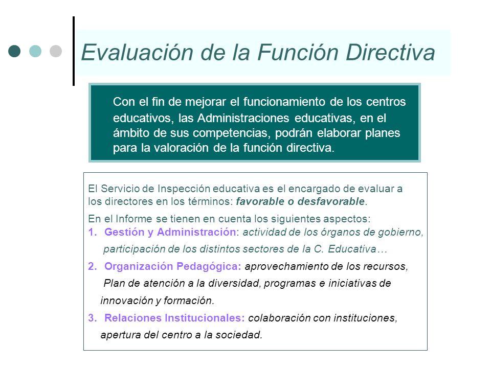 Con el fin de mejorar el funcionamiento de los centros educativos, las Administraciones educativas, en el ámbito de sus competencias, podrán elaborar