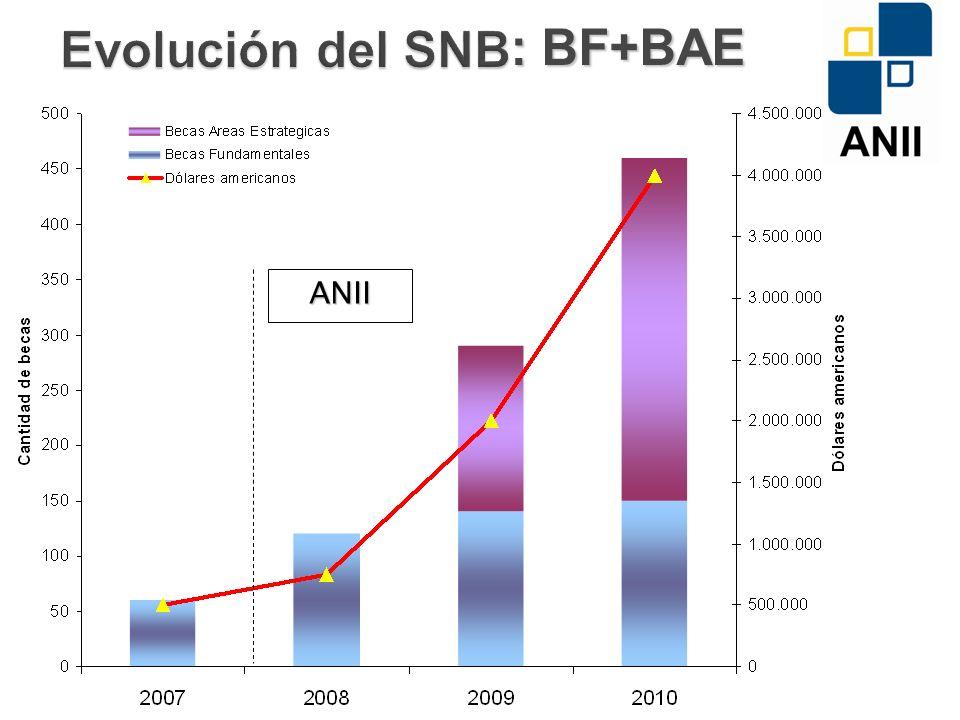 ANII : BF+BAE