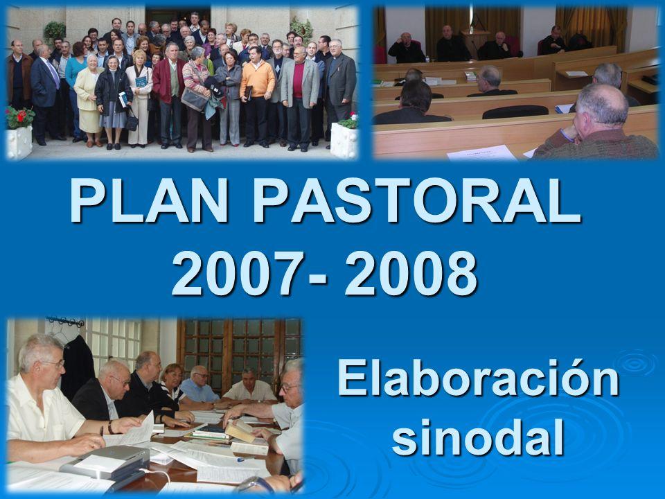 Junio de 2007 El Sr.Arzobispo propone centrar el curso 2007-2008 en el Día del Señor El Sr.