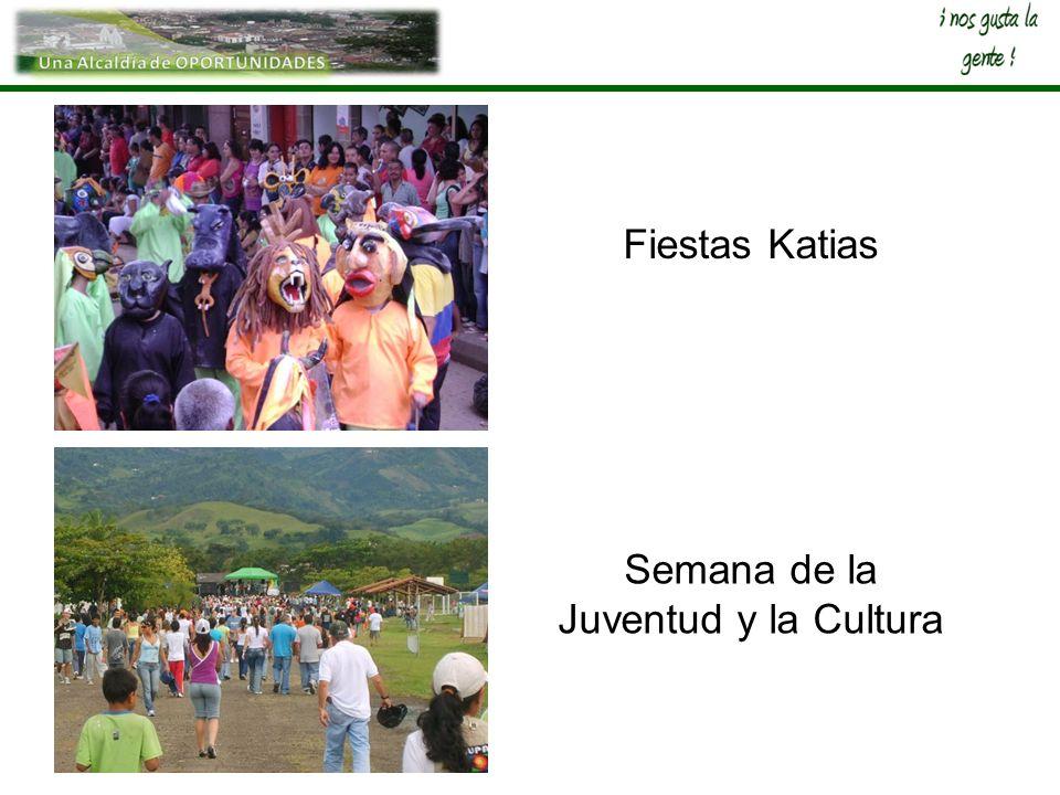 Fiestas Katias Semana de la Juventud y la Cultura