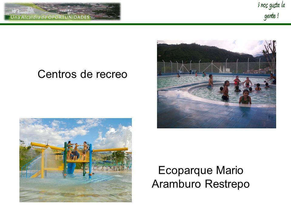 Ecoparque Mario Aramburo Restrepo Centros de recreo