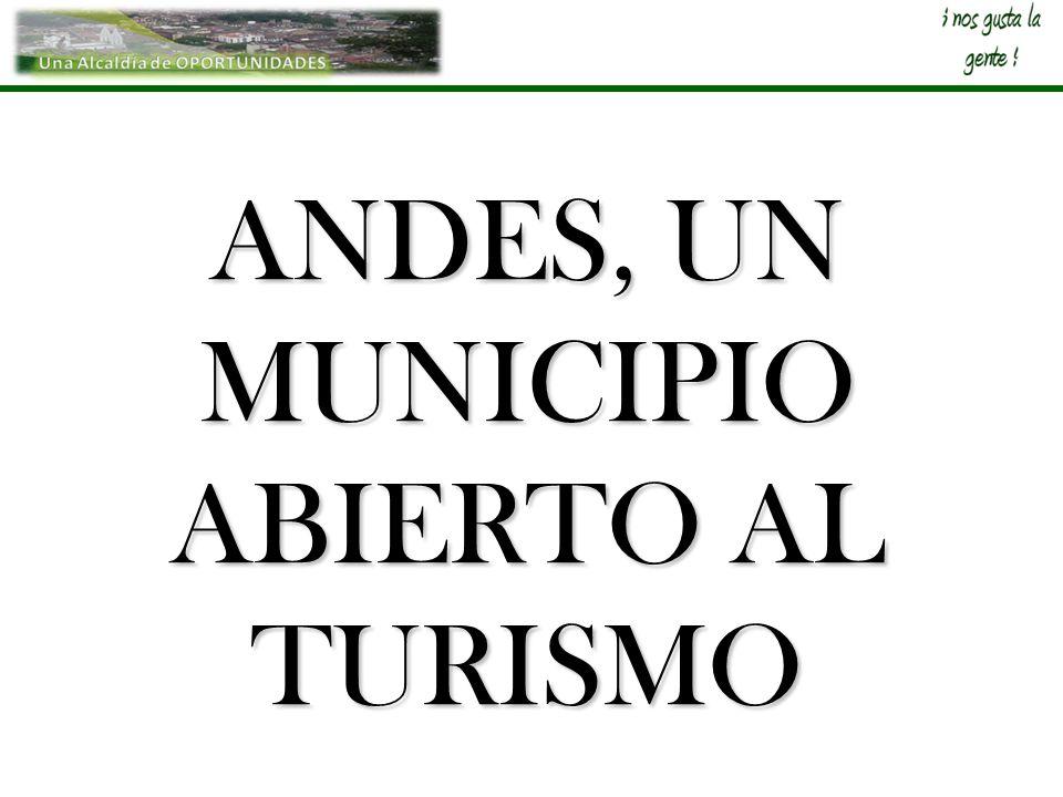 ANDES TE ESPERA!!!