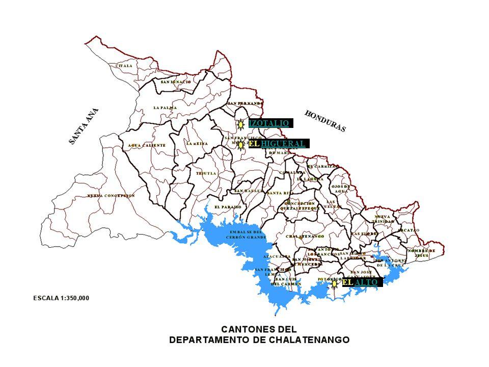 IZOTALIO EL HIGUERALHIGUERAL EL ALTOALTO