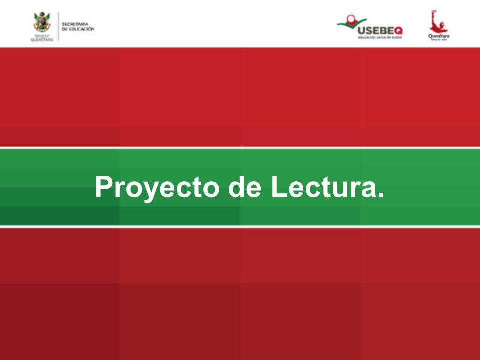 Proyecto de Lectura.