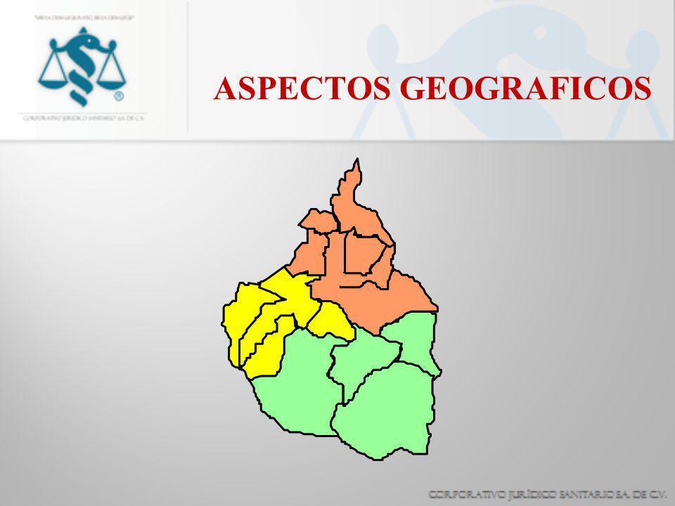 ASPECTOS GEOGRAFICOS