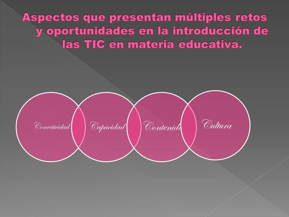 El uso de las tic esta dirigido principalmente a Docentes de Educación Básica en servicio, Docentes frente a grupo.