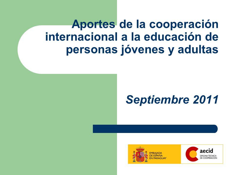 Agencia Española de Cooperación Internacional para el Desarrollo (AECID) Entidad adscrita al Ministerio de Asuntos Exteriores y de Cooperación (MAEC) Órgano de gestión de la política española de cooperación internacional para el desarrollo.