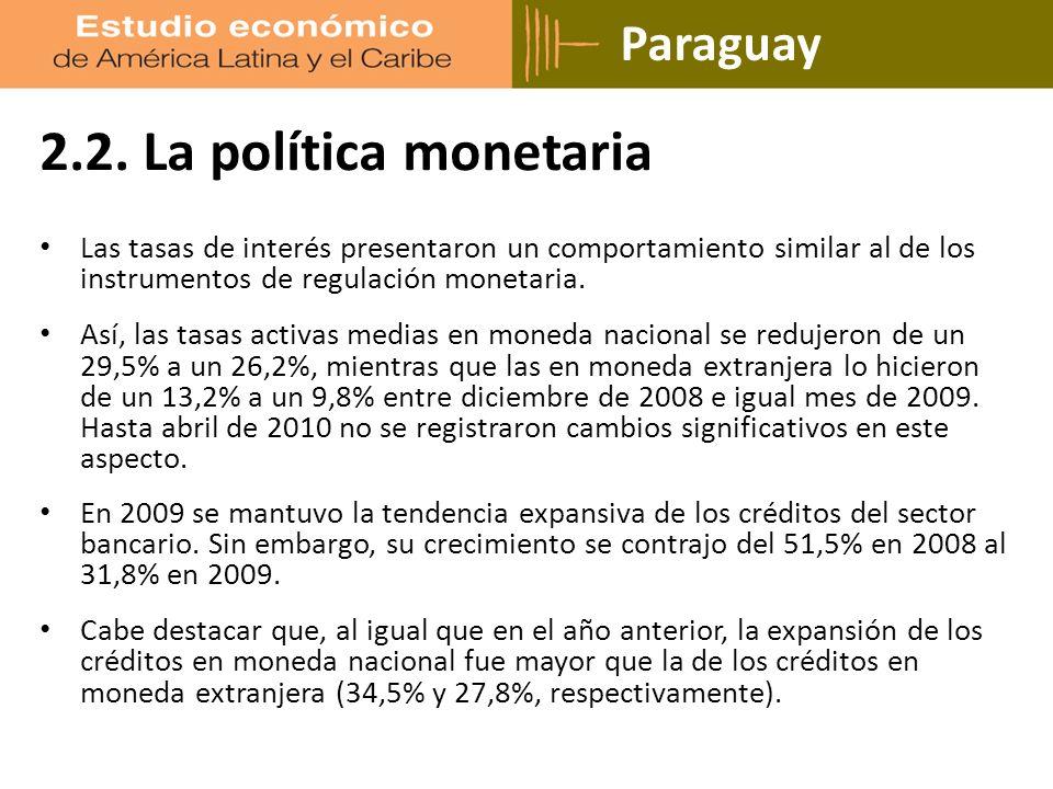 Paraguay 2.2.