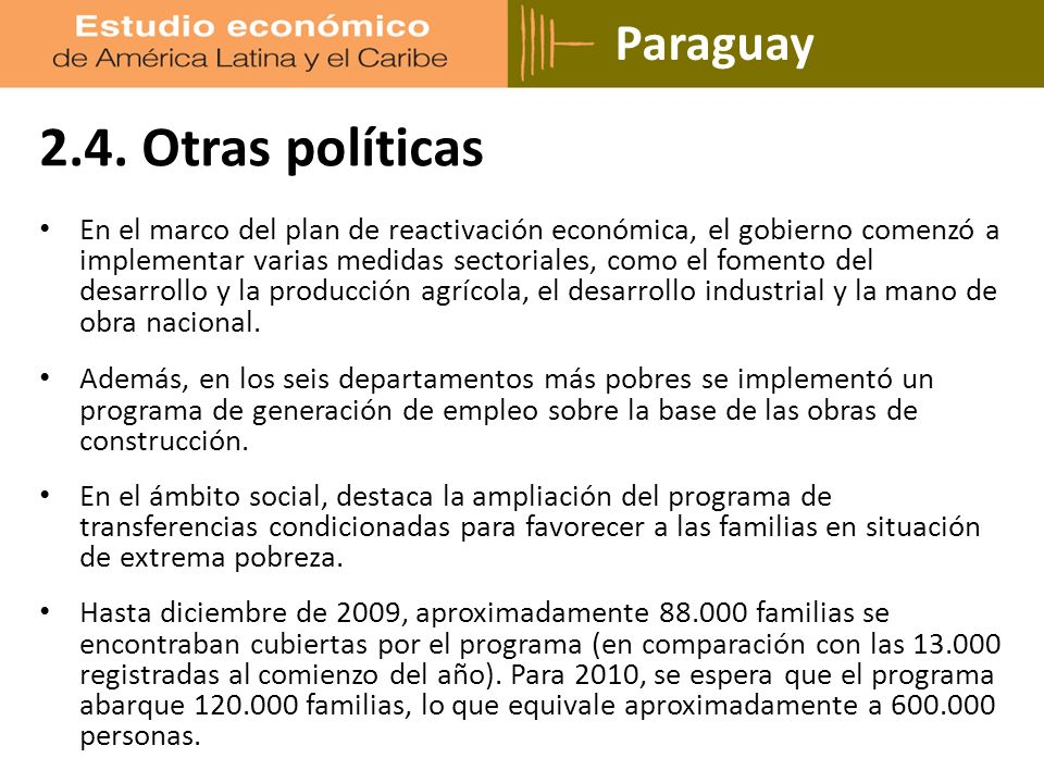 Paraguay 2.4.