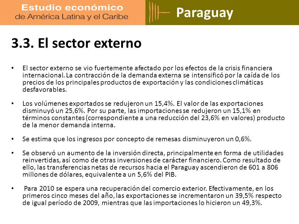Paraguay 3.3.