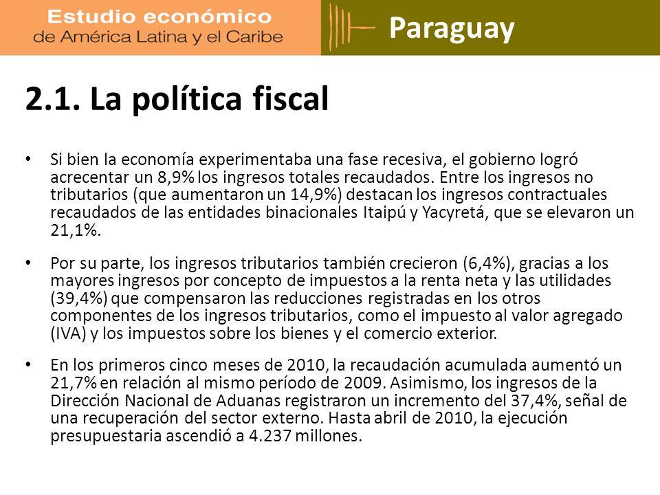 Paraguay 2.1.
