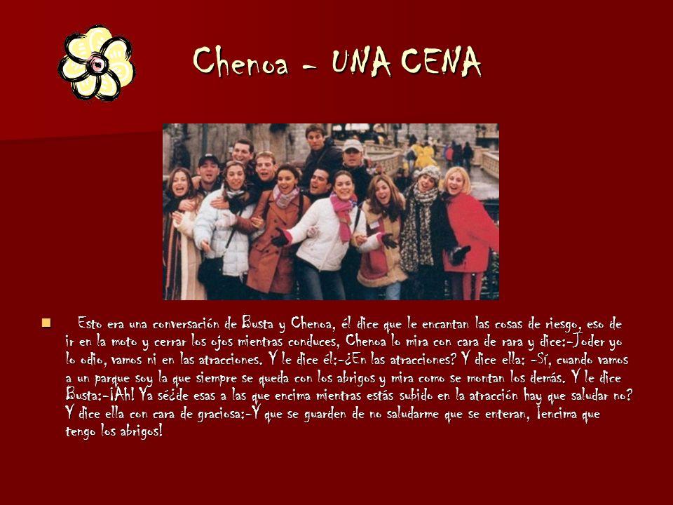 Chenoas Life María Laura Corradini nació en Argentina el 25 de junio de 1975. Sus padres, Tati y Patricia, músicos de profesión.Le pusieron ese nombre