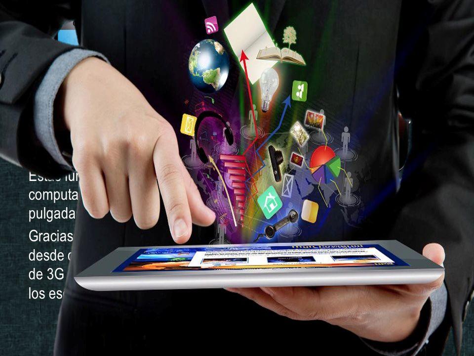 EL AUGE DE LOS DISPOSITIVOS MÓVILES El boom de los teléfonos inteligentes y otros dispositivos móviles ha incrementado las transacciones que se realizan desde Internet.