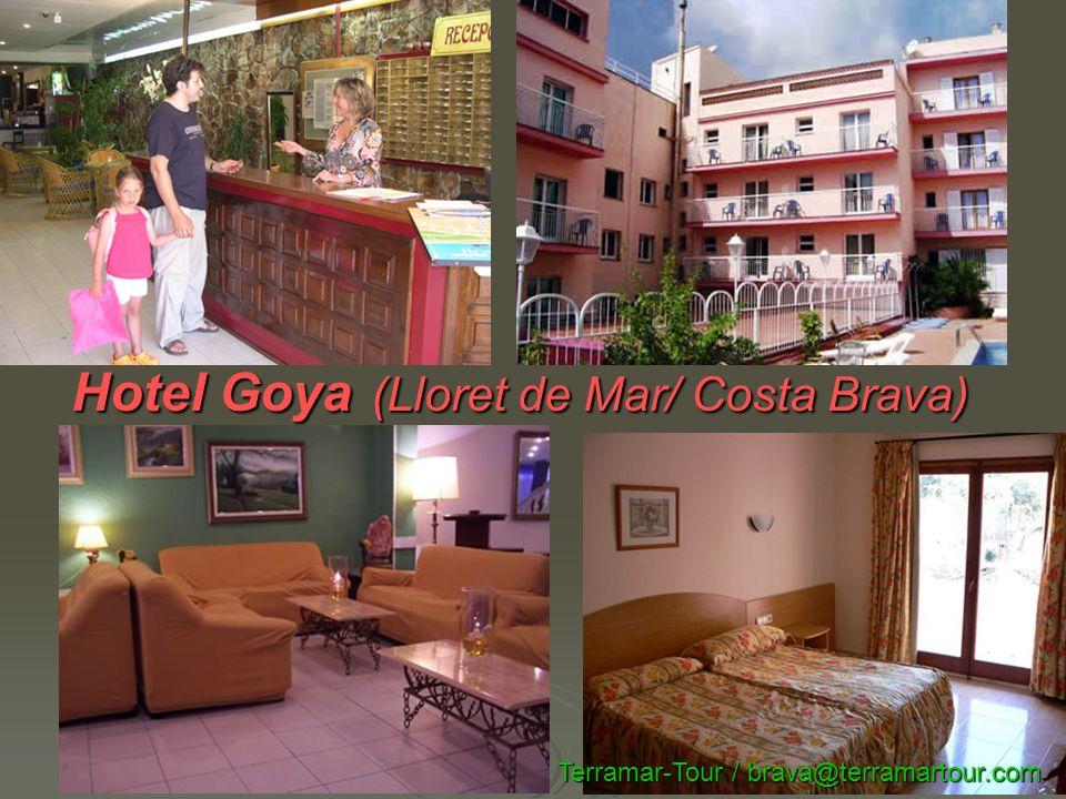 Hotel Goya (Lloret de Mar/ Costa Brava) Terramar-Tour / brava@terramartour.com