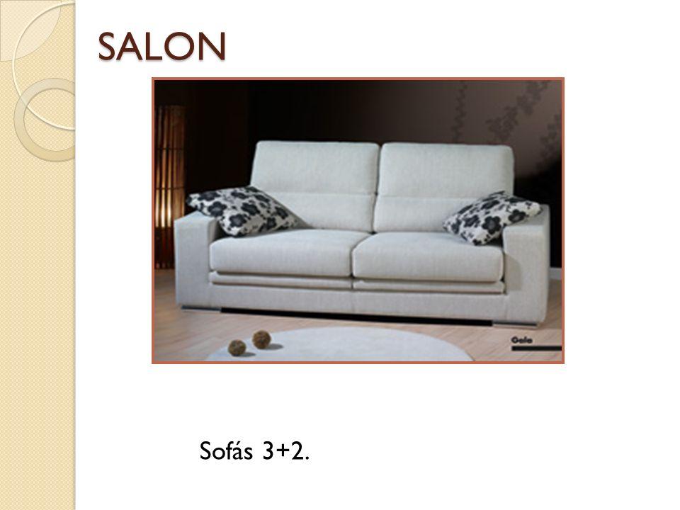 SALON SALON Sofás 3+2.