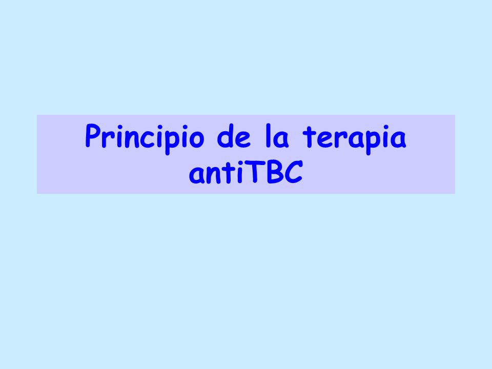 VIH y TBC: Diferencias importantes Sobre la tolerancia –La tolerancia de la medicación es mas pobre en los pacientes VIH positivos que en la población general.