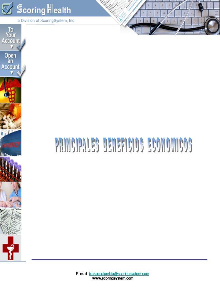 E-mail. trazagcolombia@scoringsystem.comtrazagcolombia@scoringsystem.com www.scoringsystem.com