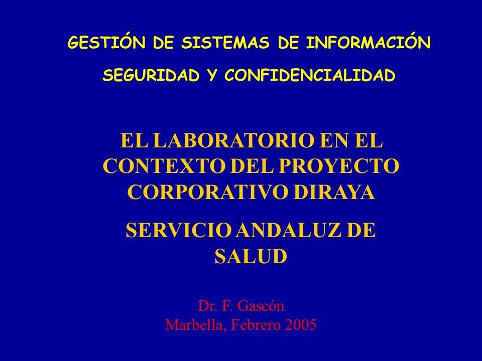 Htª-e Diraya PETICIÓN RESULTADOS EXTRACCIÓN DESDE CUALQUIER PUNTO ASISTENCIAL DEL TERRITORIO ANDALUZ SIL Módulo de Laboratorio