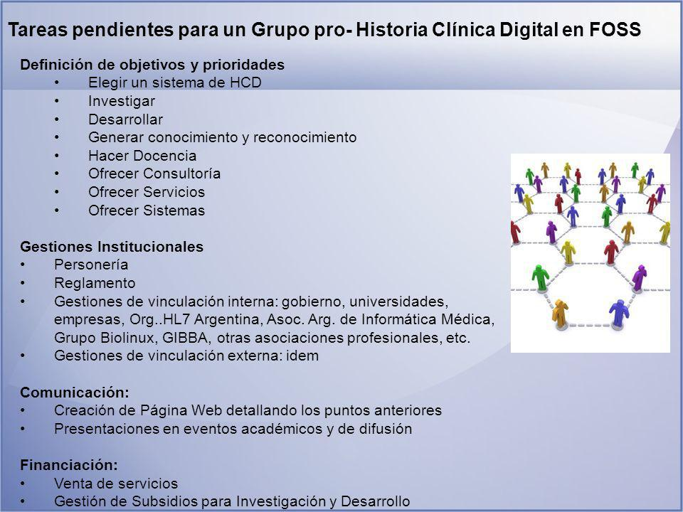 Contacto OpenEMR en la web para evaluación: http://tecmedica.com.ar http://tecmedica.com.ar Dr.
