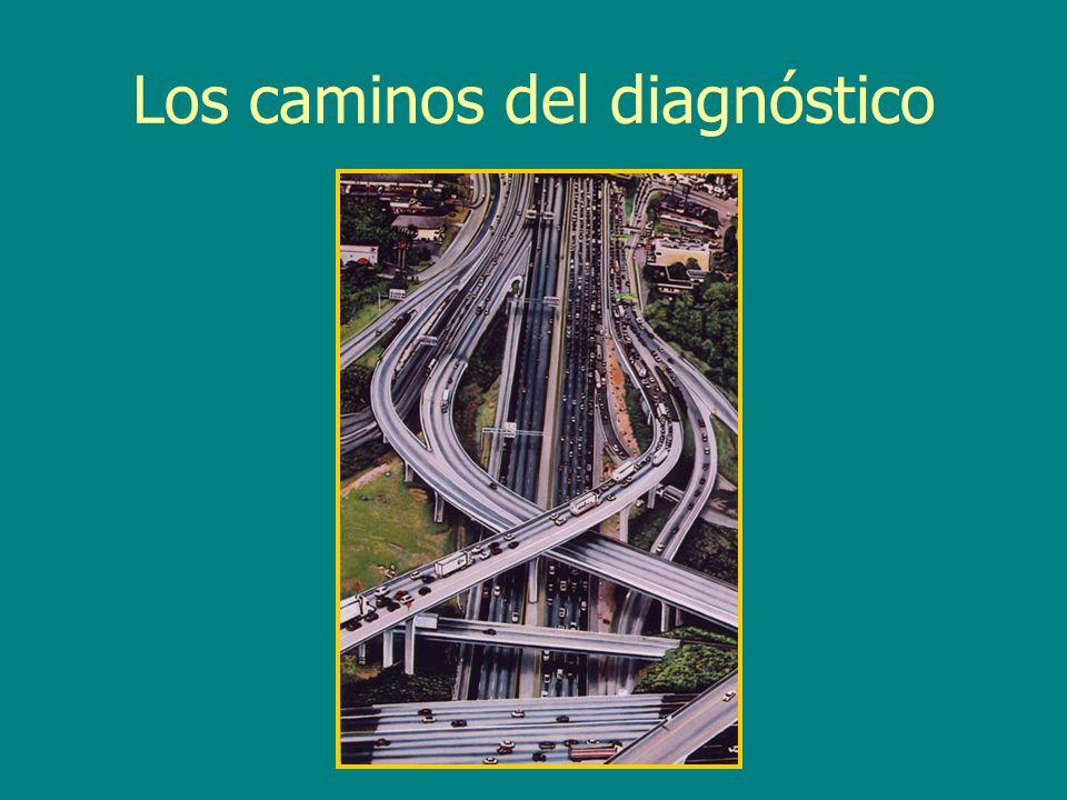 Los caminos del diagnóstico