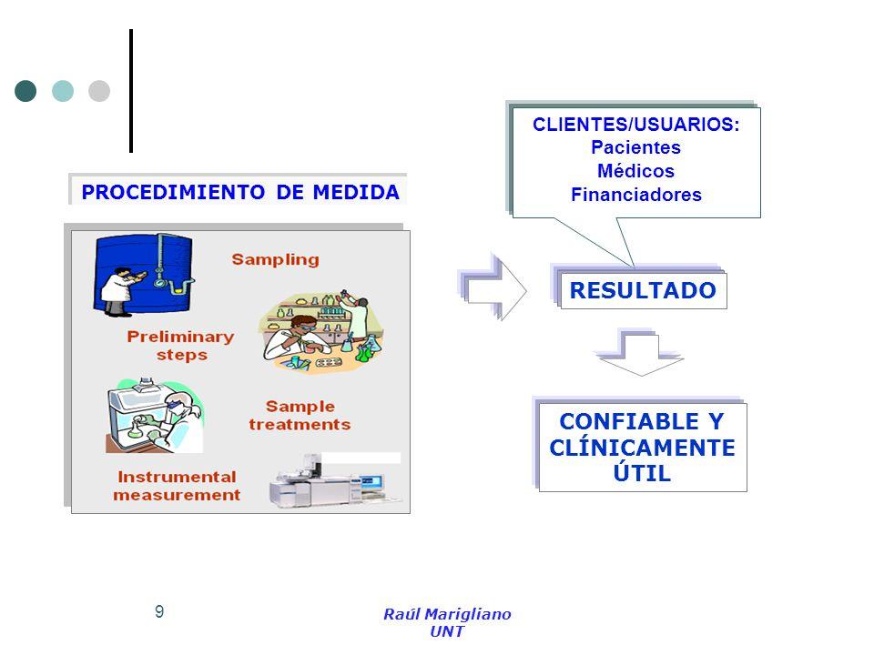 60 Trazabilidad en medidas químicas Qué significa el concepto de trazabilidad aplicado a los resultados de medida químicos.