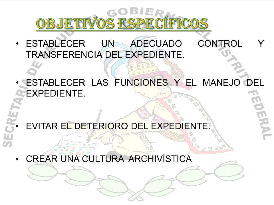 Fondo : Dirección de Área: J.S.
