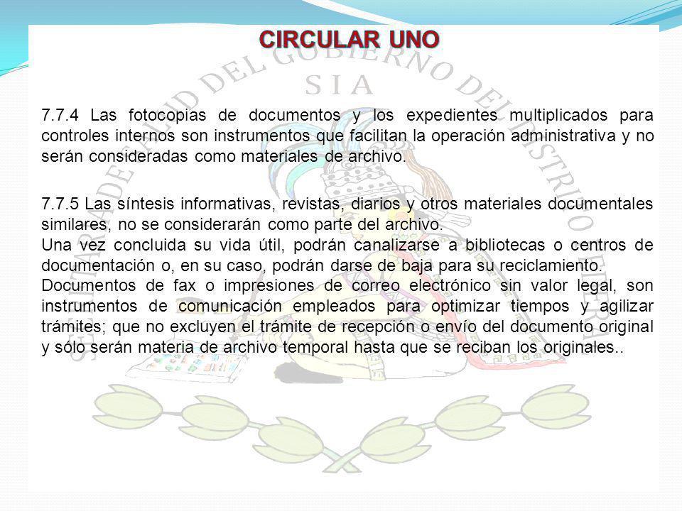 CLASIFICACIÓN E INTEGRACIÓN DEL EXPEDIENTE ADMINISTRATIVO