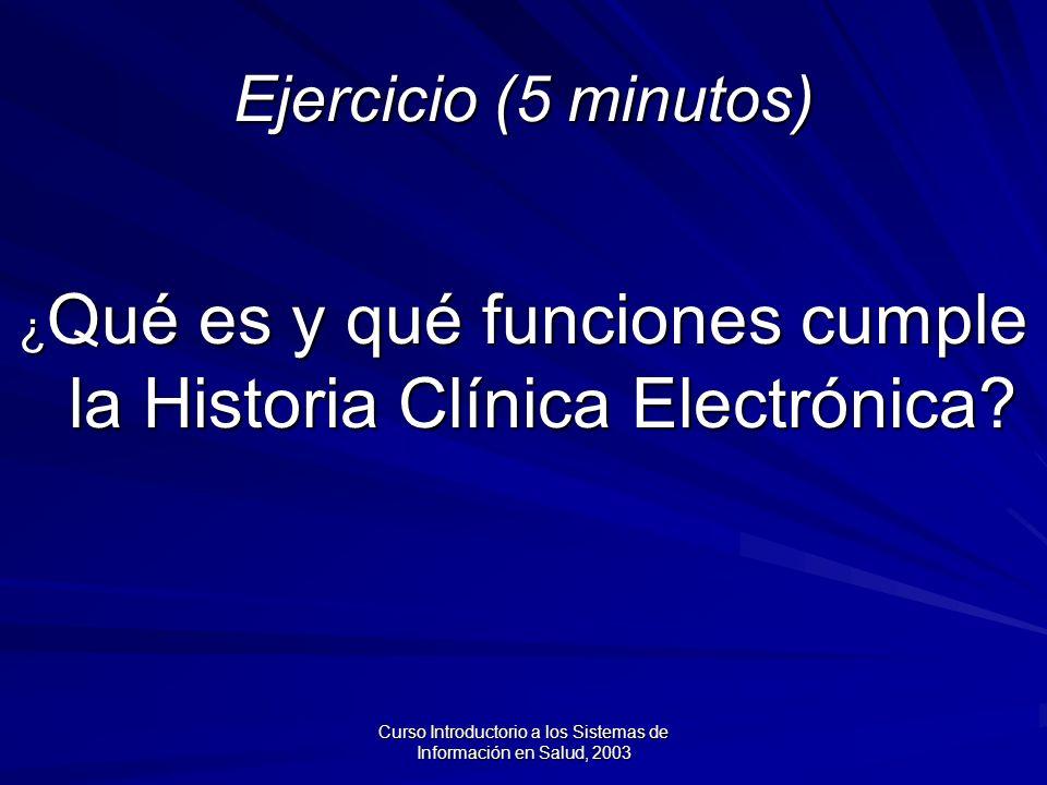 Historia Clínica Electrónica (HCE) Integra horizontalmente la información de distintos módulos, como el de farmacia y el de laboratorio.