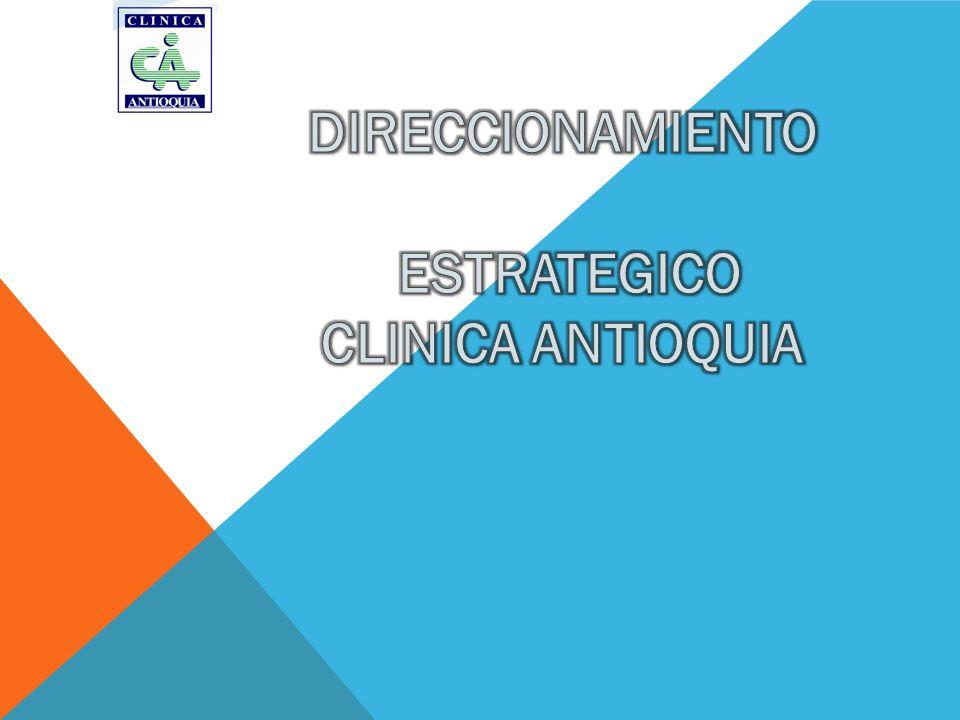 MISION Clínica Antioquia S.A, es una institución privada, prestadora de servicios medico- asistenciales de mediana complejidad en el valle de aburra y su área de influencia.