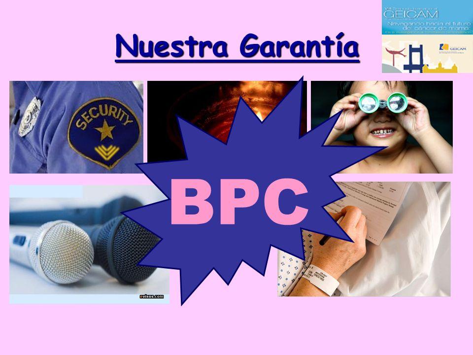BPC Nuestra Garantía