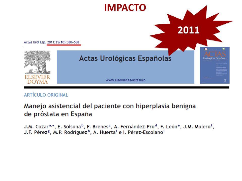 2011 IMPACTO