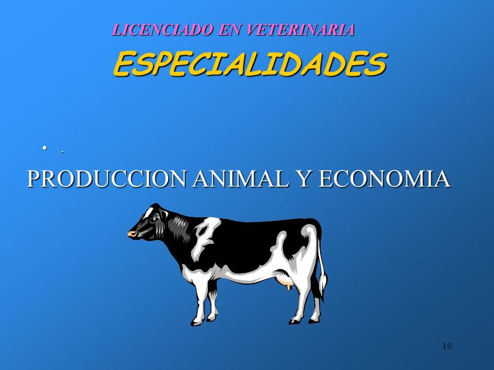 9 EL FUTURO DE LA CLÍNICA DE ANIMALES DE COMPAÑÍA No hay acuerdo sobre la evolución de la clínica de animales de compañía en el futuro, sobre el que i