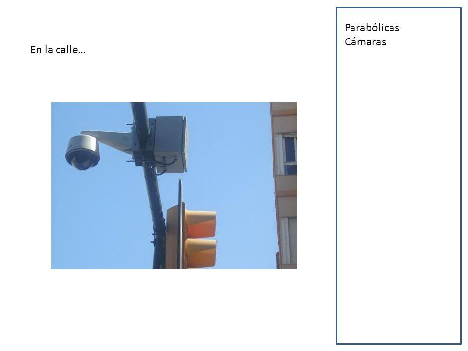 En la casa y en el cole… Auriculares micrófono Teléfonos móviles iPod iPad Scaner Audífono Ortopedia dental Placas solares Calzado aclimatable Impresora TV de plasma TDT Lector DVD Películas Videoconsolas Ordenadores fijos