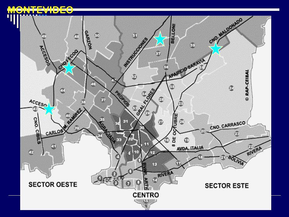 REFERENCIA S UDAS ACTUALES UDAS RURALES EN FORMACION