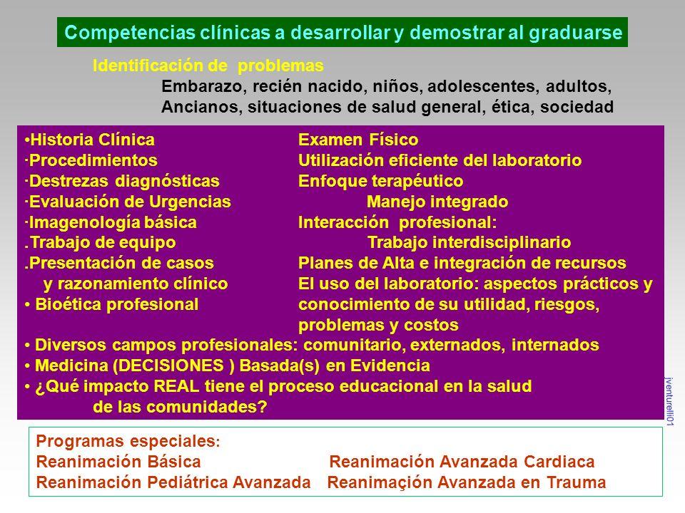 Programas especiales : Reanimación Básica Reanimación Avanzada Cardiaca Reanimación Pediátrica Avanzada Reanimaçión Avanzada en Trauma jventurelli01 C
