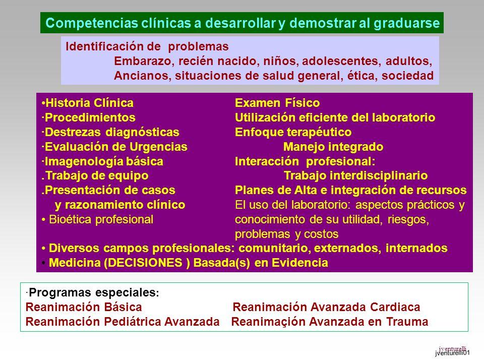 ·Programas especiales : Reanimación Básica Reanimación Avanzada Cardiaca Reanimación Pediátrica Avanzada Reanimaçión Avanzada en Trauma jventurelli01