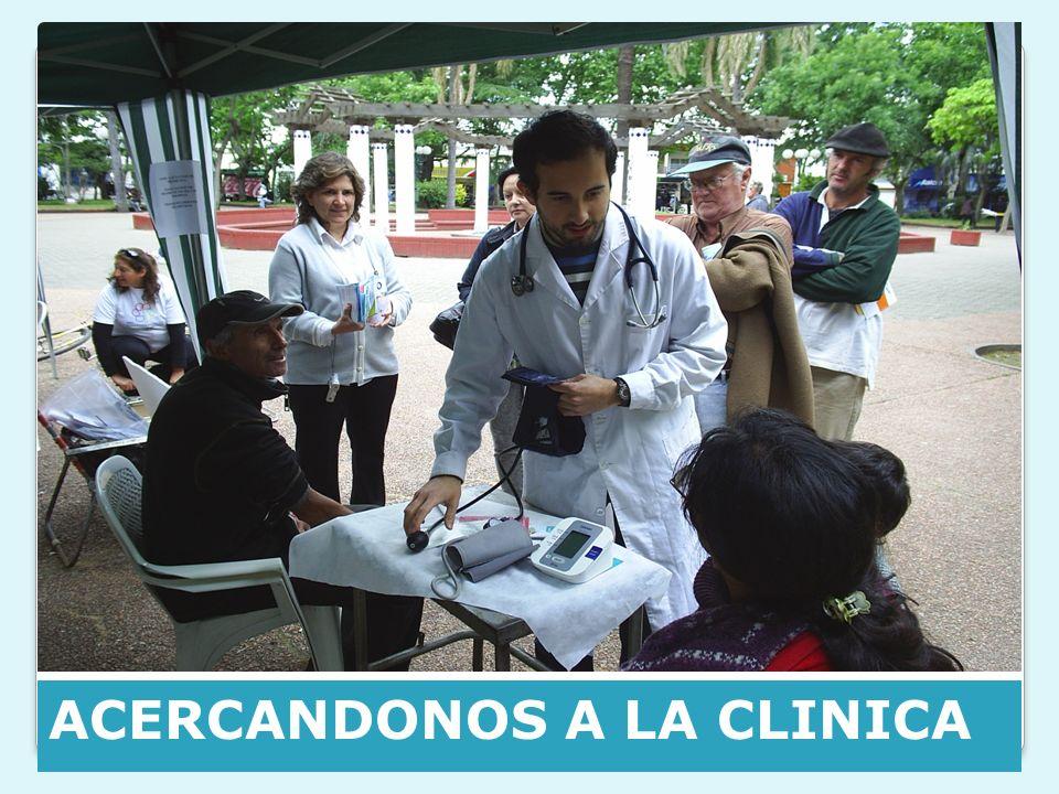 ACERCANDONOS A LA CLINICA