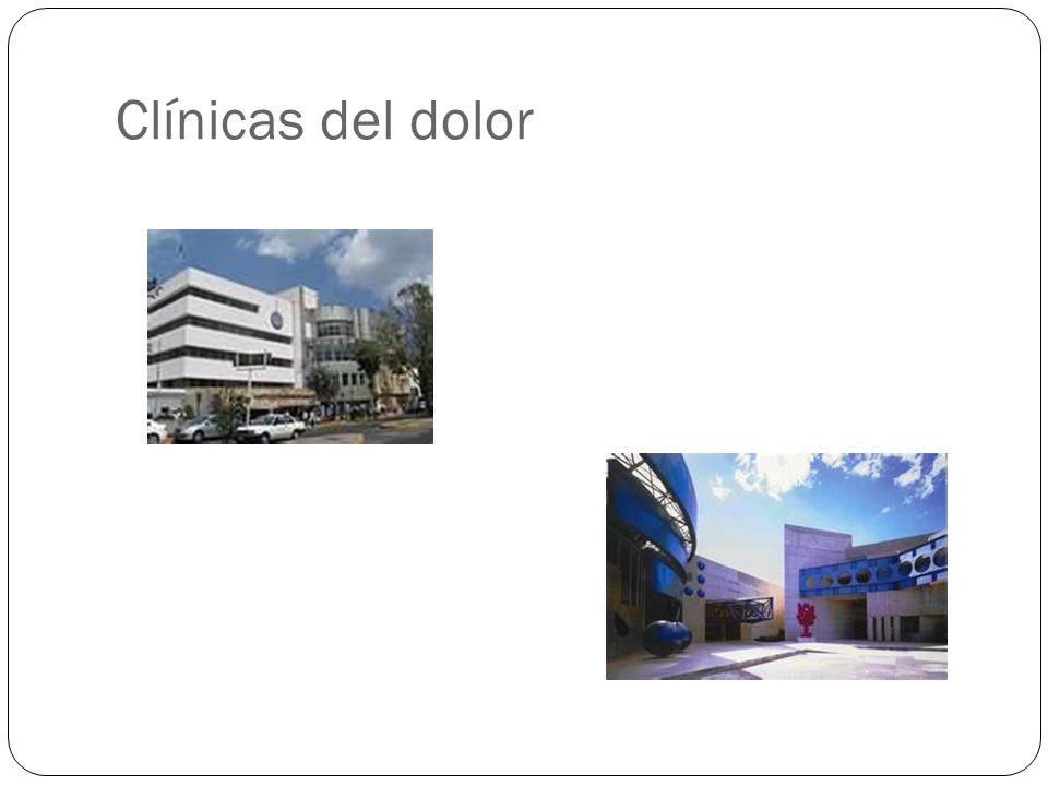 Epidemiologia del dolor no oncológico.Es actualmente un problema de salud pública en algunos país.