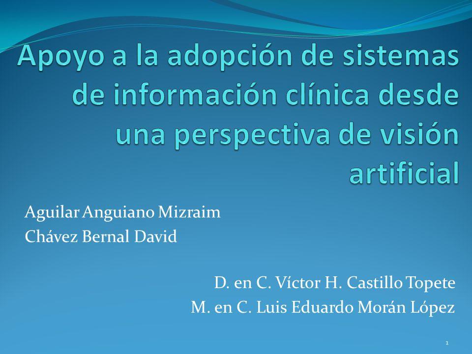 D. en C. Víctor H. Castillo Topete M. en C.