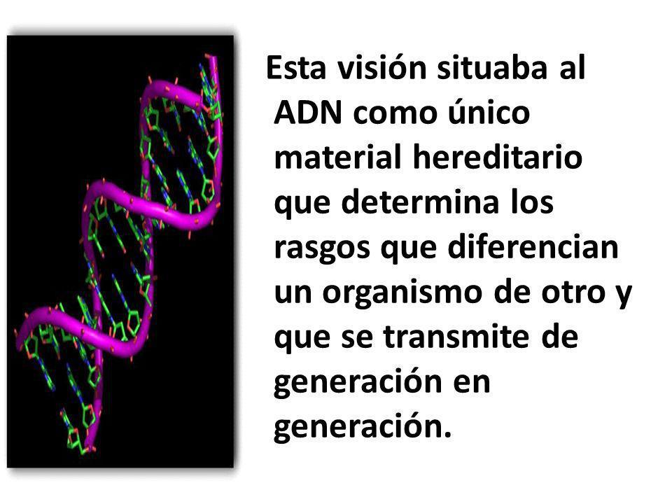 ¿Es la vejez es una desconfiguración de los genes o de la expresión de ellos?.