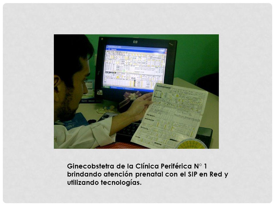La Red del Hospital de Especialidades de Tegucigalpa se ha expandido a la Emergencia, Sala de Labor y Parto y Puerperio con recursos propios; esto posibilita tener la información de la paciente en esas terminales y así facilitar la oportunidad del dato.