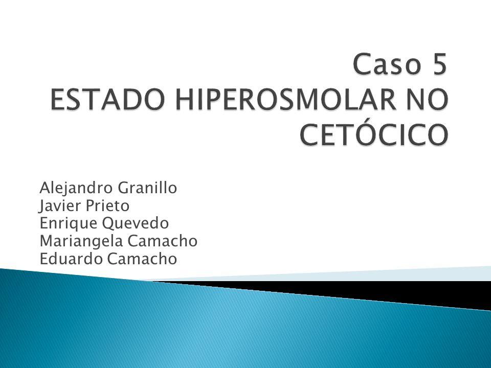 Alejandro Granillo Javier Prieto Enrique Quevedo Mariangela Camacho Eduardo Camacho