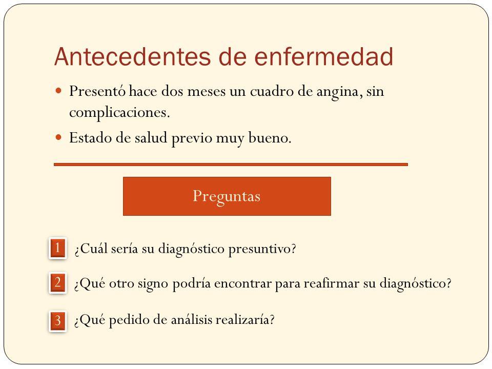 Tratamiento Al principio al paciente se le dio el diagnóstico de celulitis ocular, tratándolo con un antibiótico, no siendo efectivo.