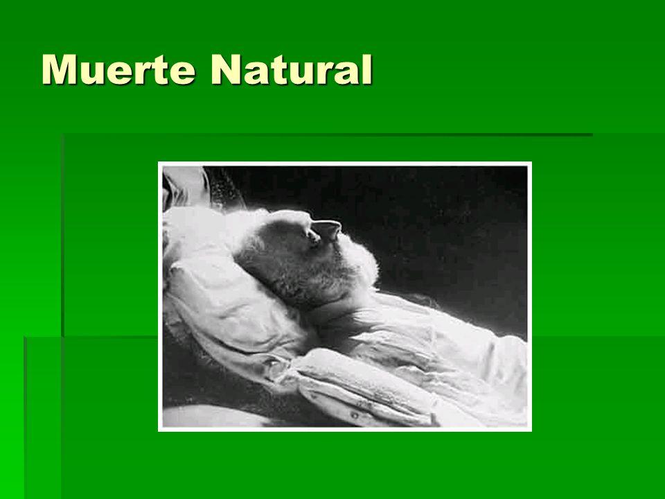 Muerte Natural