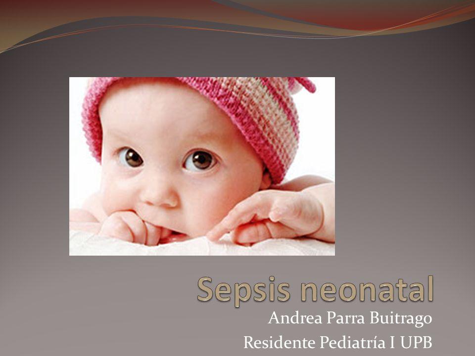 Andrea Parra Buitrago Residente Pediatría I UPB